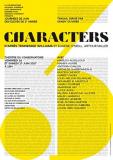 Atelier CHARACTERS dirigé par Sandy Ouvrier