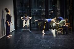 Atelier N'ayez pas peur, mis en scène par François Cervantes