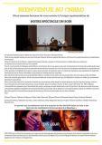 Atelier NOTRE SPECTACLE UN SOIR dirigé par Manon Chircen, Valérian Guillaume, Claire Lasne  Darcueil, Édouard Penaud, Romans Suarez Pazos
