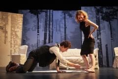 Atelier Tchekhov Trois fois Quatre, dirigé par  Alain Françon