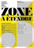 Atelier ZONE A ÉTENDRE dirigé par Gérard Watkins